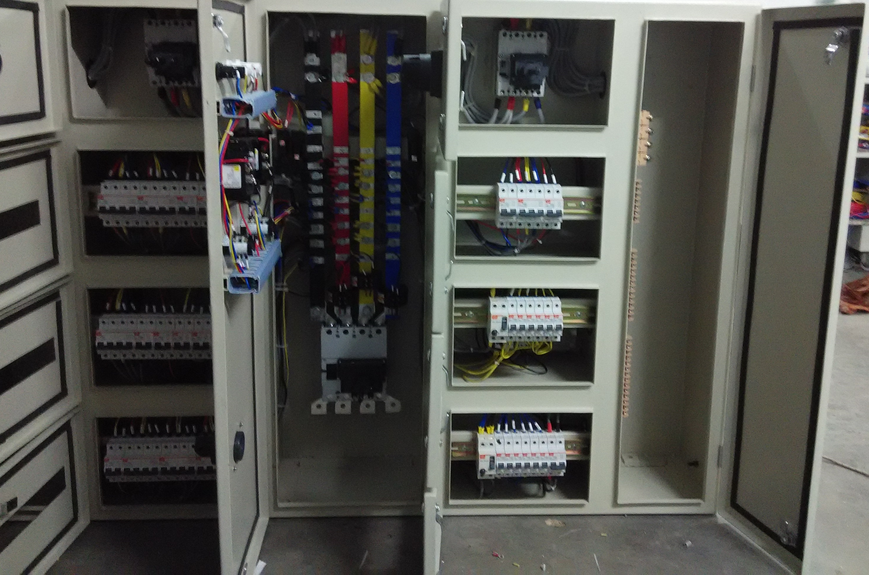 we have become a renowned manufacturer and supplier of an extensive range  Power Distribution Panels. We manufacture these panels under the strict ...